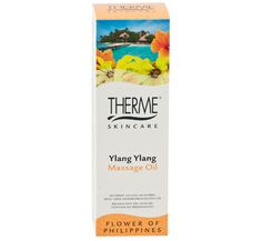 Therme Ylang Ylang Massage Oil
