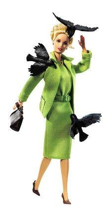 'The Birds' Barbie....Shoo!!