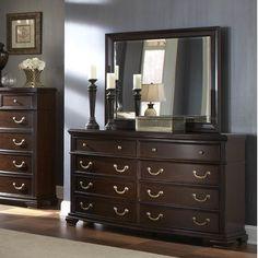 Traditional Grey Dressers | Wayfair