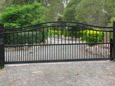 Brisbane Gates - Quality, Custom made Gate Designs
