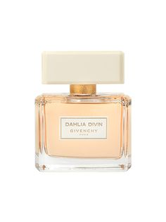 Take the warm, lush smell of jasmine and pair it with a hit of moody, slightly masculine vetiver and you get Givenchy's Dahlia Divin—one of the sexiest scents we've smelled all year