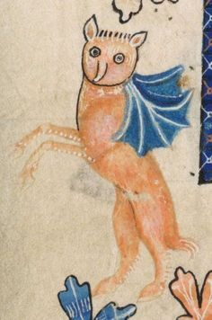 Psalter ('The Luttrell Psalter') with calendar and additional material 1325-1340 Add MS 42130 Folio 176v