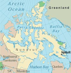 Why was the creation of Nunavut a Defining Moment in Canada's History?