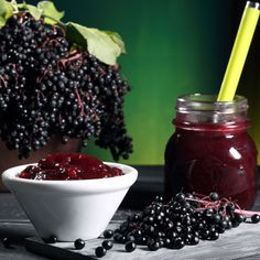 Check out the Edlerberry Sauce recipe from Canning, Pickling and Freezing with Irma Harding in GRIT Magazine