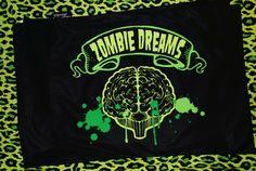 Pillowcases Zombie Dreams