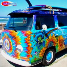 I'm so in love with VW buses 