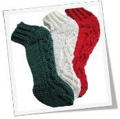 Over the Knee Baby Socks 2 - via @Craftsy