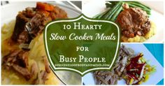 10 Hearty Slow Cooker Meals for Busy People - Soundness of Body & Mind