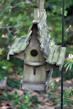 Birdhouse Series Iv Photograph
