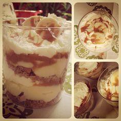 Rango do Dia - Banana Cream Dessert