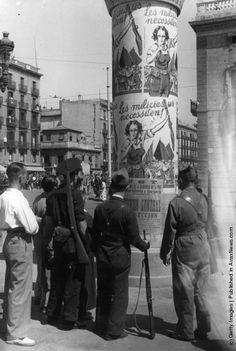 Spanish Civil War. Part I