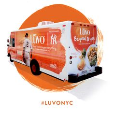 Throwback to a 2014 when we cruised around #NYC in this awesome #DerekJeter #FoodTruck #LuvoNYC