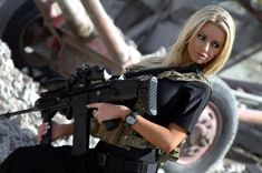 90 Miles From Tyranny : Girls With Guns
