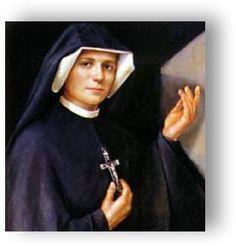Santa Faustina Kowalska - 5 de octubre