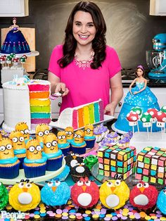 YouTube's Number One Baking Show Host Shares Her Top Tips http://greatideas.people.com/2014/06/19/rosanna-pansino-nerdy-nummies-youtube-baking-show/