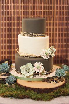 Brown and Cream Wedding Ideas - An Earthy Organic Wedding in Washington, DC Marriage Reception, Wedding Ceremony, Wedding Day, Wedding Favors, Wedding Cakes, Brazilian Wedding, Cream Wedding, Washington Dc Wedding, Curtains With Rings