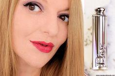 Dior Addict Lipstick, Too Much.  Sur mon blog beauté, Needs and Moods, je vous livre mon avis sur le rouge à lèvres Dior Addict Lipstick, teinte Too Much (disponible chez Sephora! ☺). http://www.needsandmoods.com/dior-addict-lipstick/  #Dior #DiorAddict #DiorAddictLipstick #BlogBeaute #BlogBeauté #BeautyBlog #BeautyBlogger #ChristianDior #DiorBeauty #DiorMakeUP #RougeALevres #Lipstick #sephora #SephoraFr #SephoraFrance #maquillage #makeup #lipsticks #TooMuch @dior @sephora