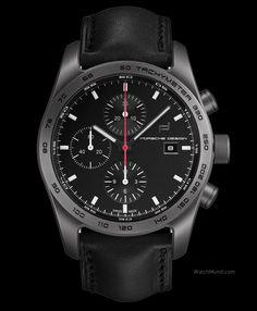 Porsche Design - Chronograph Titanium Limited Edition. The beginning of the era « Timepieces made by Porsche Design »!