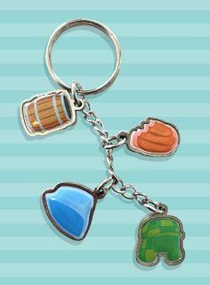 El Chavo key chain