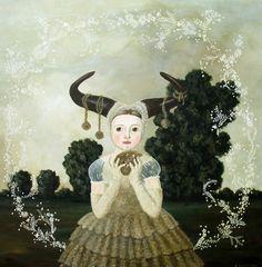 Anne Siems, St. Fur, 2011, David Lusk Gallery