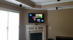 Installing your surround sound exactly the way you want! http://wemounttvs.com