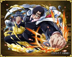 Sengoku of the French Navy HQ Admiral One Piece Funny, One Piece Comic, One Piece Manga, Sengoku One Piece, One Piece Photos, One Piece Wallpaper Iphone, One Piece Chapter, One Piece World, Animes Wallpapers