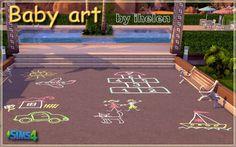 Ihelen Sims: Baby art • Sims 4 Downloads