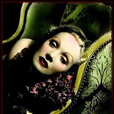 Ever so lovely. . .Marlene. . . #marlenedietrich