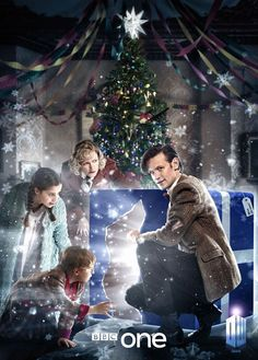 Looking forward to Doctor Who's annual Christmas special :)