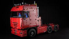Lego Technic Tractor Truck