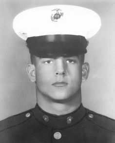 Corporal Larry L. Maxam, US Marine Corps Medal of Honor recipient Operation Kentucky, Cam Lo District Headquarters, Quang Tri Province, Vietnam February 2, 1968.