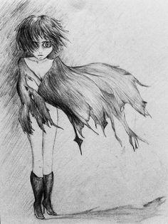 semi manga persephone, sketch, 2007