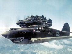 Taken by R.Smith,one of 40 Flying Tigers.From York, Nebraska and an Ace with 9 kills.