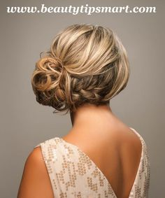 How To Make A Low Messy Side Bun With Long Hair