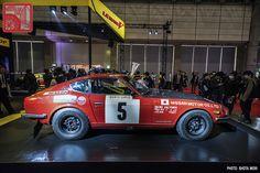 1972 Monte Carlo Rally Datsun 240Z