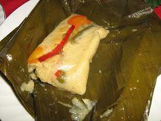 Como Hacer Tamales De Cerdo Típicos de Costa Rica
