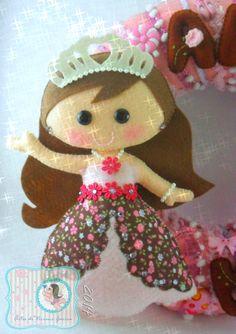 porta maternidade princesas e-mail - artesdivivianegarcia@yahoo.com.br