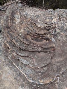 Rock Formation, Blue Mountains, Australia