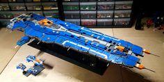 Hiigaran Battlecruiser WIP 10 | Flickr - Photo Sharing!