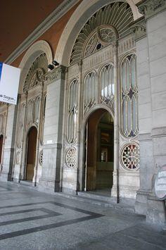 Porta Nuova - Turin, Italy