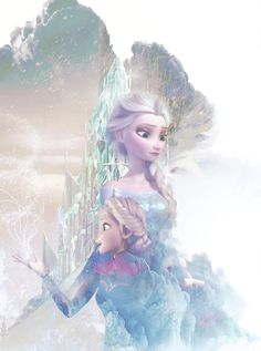 Frozen - I am apt to not like this movie because I just finished a novel JUST LIKE IT - but it's starting to grow on me... :-)