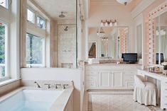 20 Gorgeous Bathrooms with Silver Accents