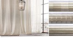 Drapery Collections | Restoration Hardware