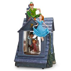 Peter Pan Snowglobe | Snowglobes | Disney Store I'm dead.