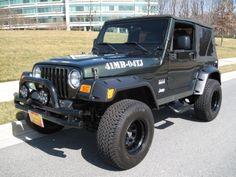 2004 Jeep Wrangler Willys Edition. My 04 has half doors.