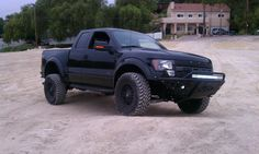 Customized Ford Raptor