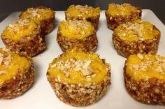 Almond-Date Crust Mango Pie