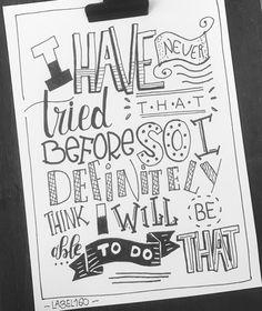 Made by Label160. #dutchlettering #handlettering #handletteren #becreative #handwritten #handgeschreven #handmade #quotes #quote #doodles #handlettered #letterart #lettering #handmade #handwritten #handmadefont #sketch #draw #tekening #modernlettering #wordart