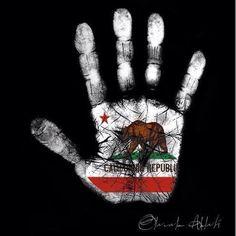 Cali style California Bear Tattoos, California Republic, California Dreamin', La Dodgers Hat, California Wallpaper, Lowrider Art, Aztec Warrior, Cali Style, Art Folder