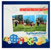 A Project by bluestardesign from our Scrapbooking Gallery originally submitted 04/07/10 at 07:45 AM